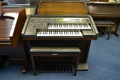 Yamaha EL70T Organ with Stool, Immaculate Condition, FREE UK MAINLAND DELIVERY
