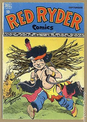 Red Ryder Comics (1941) #62 GD/VG 3.0