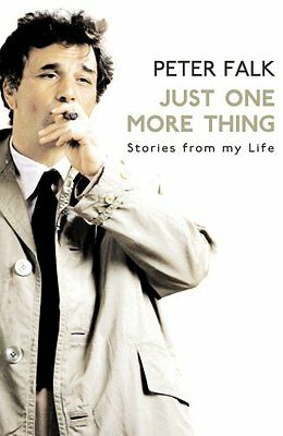 Just One More Thing,PB,Peter Falk - NEW