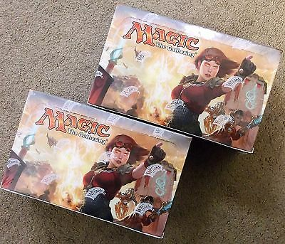 Magic The Gathering Aether Revolt Booster Box Lot Of 2 Factory Sealed