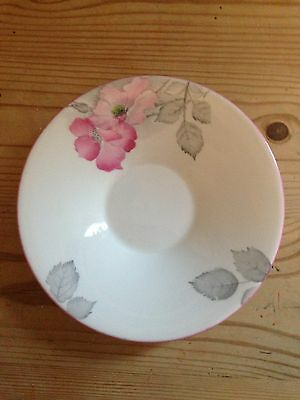Shelley Pink Dog Rose Hand Numbered 12275 Replacement Saucer