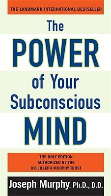 The Power of Your Subconscious Mind,PB,Joseph Murphy - NEW