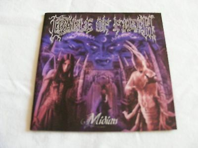 CD-CRADLE OF FILTH-Midian/remastered/2006