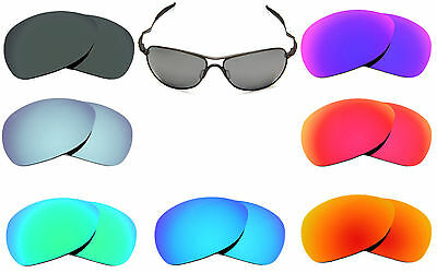 New Polarized Replacement Lenses for Oakley Crosshair in 7 colors