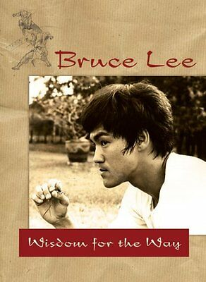 Bruce Lees Wisdom for the Way,PB,Bruce Lee - NEW