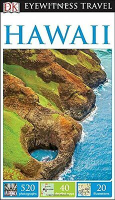DK Eyewitness Travel Guide: Hawaii,PB,DK Publishing - NEW