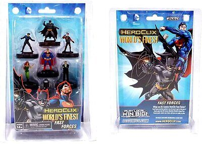 HeroClix: DC - World's Finest Fast Forces