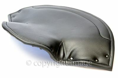 Saddle Cover for Solo Saddle (large), Lycette Type - BSA, Triumph etc