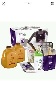 Forever Living - Clean 9 Pack - C9 Cleanse 9 Day Detox