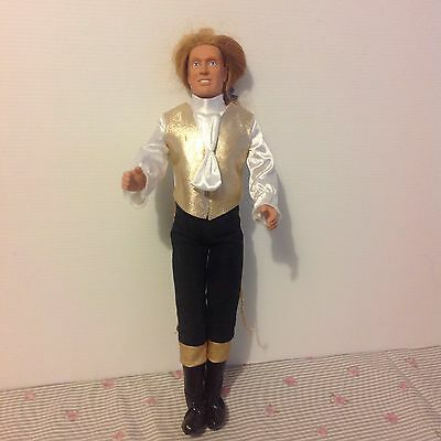 Disney Beauty and the beast doll Prince Adam