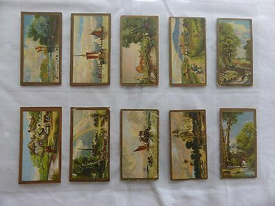 Cavanders - Reproductions of Celebrated Oil Paintings 1925 - Full Set 25/25