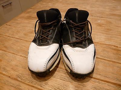 Nike Air mens golf shoes size 9.