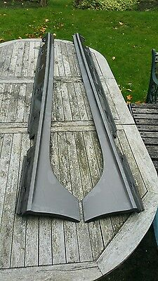 Genuine Audi A7 Side Skirts non S Line