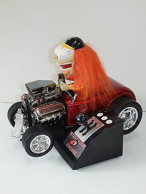 """Rat Fink Muscle Machine """" Road Rage """" 1/18 Scale***custom Made One Of A Kind***"""