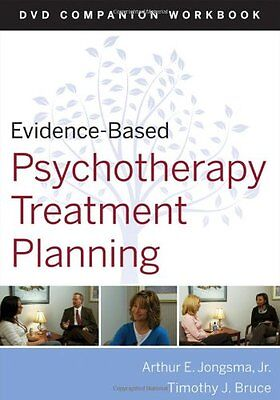 Evidence-based Psychotherapy Treatment Planning DVD Workbook (Evidence-Based Ps