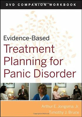 Evidence-based Treatment Planning for Panic Disorder DVD Workbook (Evidence-Bas