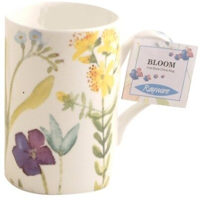 Rayware Fine Bone China Mug Bloom