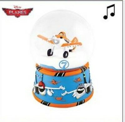 Planes Disney Musical Water Globe / Water Ball / Snow Dome 100 mm