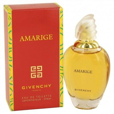 Givenchy Amarige 100ml EDT (L) SP Womens 100% Genuine (New)