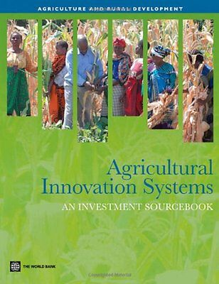 Agricultural Innovation Systems: An Investment Sourcebook,PB,World Bank - NEW