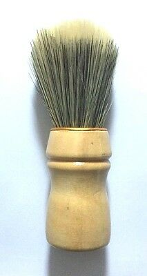 Brand New High Quality Mens Shaving Brush with Wooden Handle Barber+Free Postage