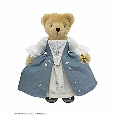 Outlander Claire Fraser/the Wedding Teddy Bear Collection North American