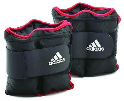 Adidas Hardware Adjustable Ankle Weights 2 X 1 Kg   Lastres