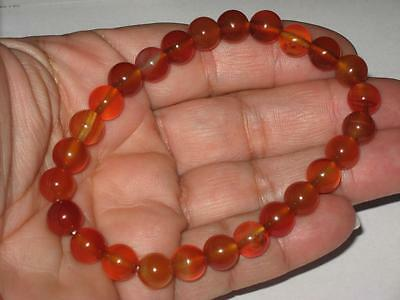 Carnelian Bracelet Witch Estate WEIGHT LOSS GOOD HEALTH PHYSICAL ENERGY Amulet