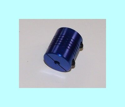 5mm x 1/2 Flexible Coupling CNC shaft coupler 5mm x 12.7mm for stepper motor