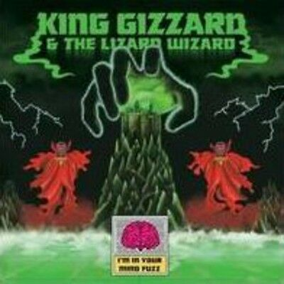 King Gizzard and the Lizard Wizard - Im in Your Mind Fuzz [New Vinyl]