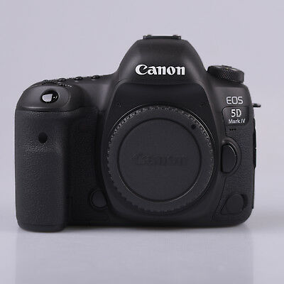 New Canon EOS 5D Mark IV Body Only (MK IV) Digital SLR Cameras [kit box]