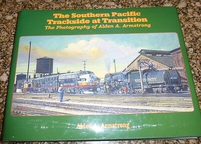 SOUTHERN PACIFIC Trackside at Transition, photography of Alden Armstrong