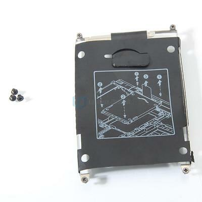 New HDD Hard Drive Disk Cover Caddy Tray for HP 2560P with Screws