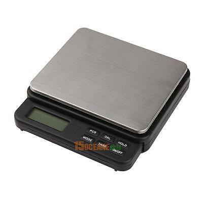 New High Precision Digital Scale 1000g / 0.01g Jewelry Pocket Size Herb