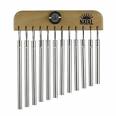 Natal Bar Chimes V.2 27 Bars Nat. Alum.