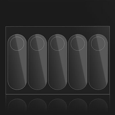 5pcs/set Anti-Scratch Screen Protector Cover For Xiaomi Mi Band 2 Smartband New