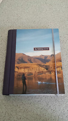Fly Fishing Journal By Terry Lawton In Ex Cond