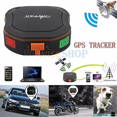 Digital Mini Personal Car Real-Time Tracking Device Vehicle GSM/GPS/GPRS Tracker