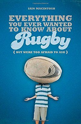 Everything You Ever Wanted to Know About Rugby But Were Too Afraid to Ask (Ever