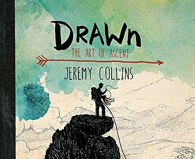 Drawn: The Art of Ascent,HC- NEW