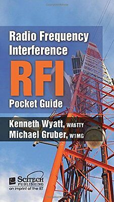 Radio Frequency Interference: Pocket Guide (Electromagnetics and Radar),SB,Radi