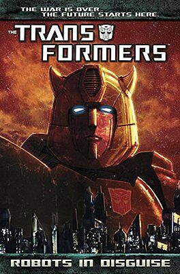 Transformers: Robots in Disguise Volume 1,PB,John Barber - NEW