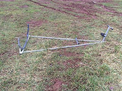Launching Trolley Topper TopAz Sailing Dinghy West Mersea 220 Not Trailer Boat
