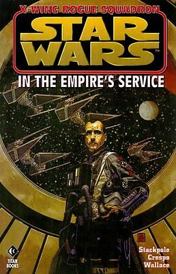 X-Wing Rogue Squadron: In the Empire's Service,PB,Michael A. Stackpole, John Na