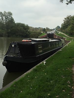 52' Cruiser stern narrow boat
