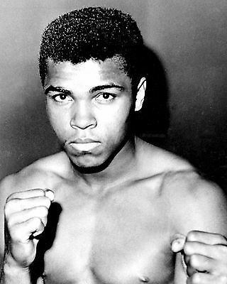 Muhammad Ali Aka Cassius Clay 57 Photo Print