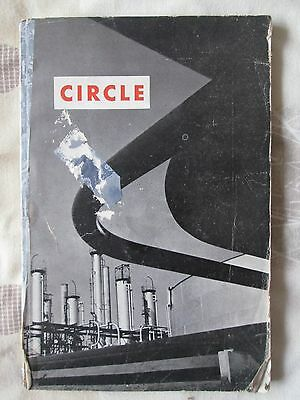 Circle 10 Summer 1948 George Leite Harry Partch Poetry Prose Criticism Art USA