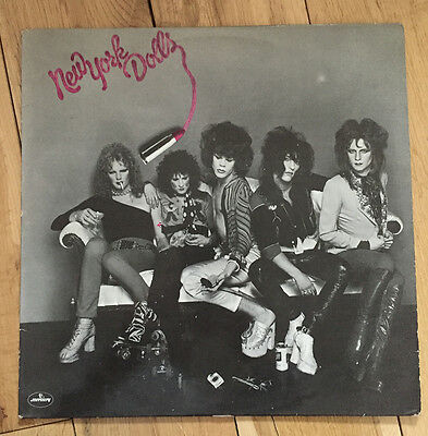 New York Dolls 12 Vinyl