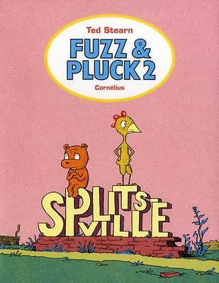 Fuzz et Pluck t.2 Stearn  Ted Occasion Livre