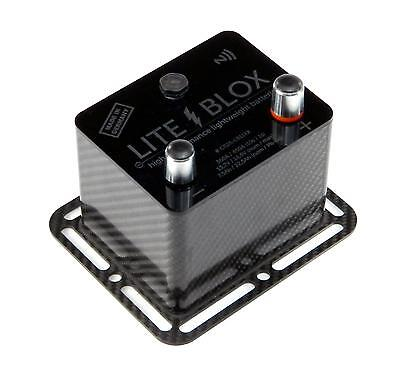 Liteblox Autobatterie LB11xx High-Performance-Akkumulator Lithium, LiFePO4